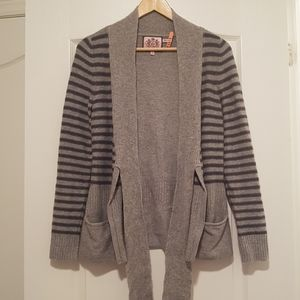 Juicy Couture cashmere wool cardigan sz S